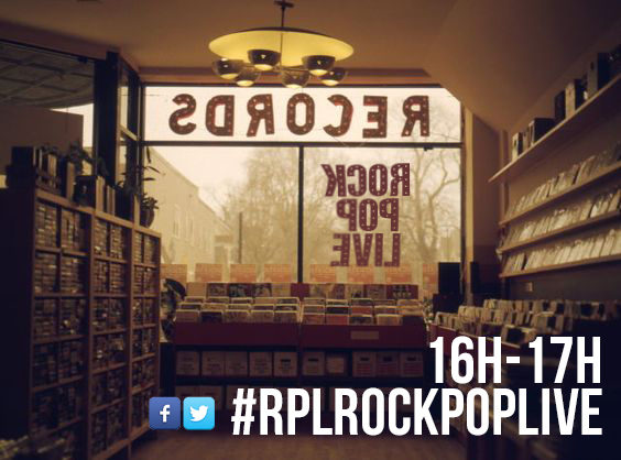 Rock Pop Live, l'émission music, itw, et Live Session