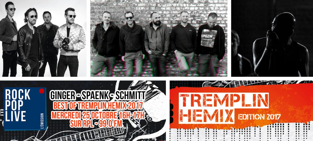 Tremplin HEMIX Rock Pop Live