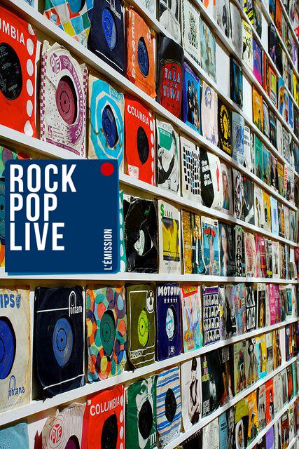 Arnaud Darras - Rock Pop Live sur RPL Radio